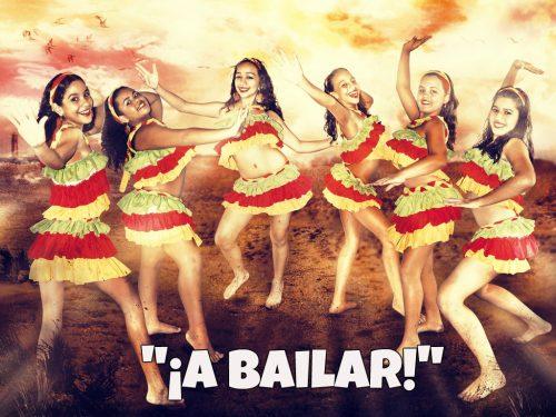 A bailar