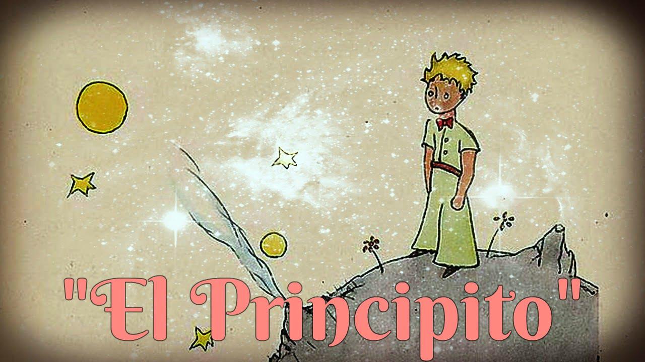"""Adaptación de la obra """"El Principito'' (3 personajes)"""