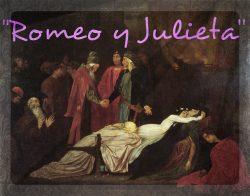 Obra de teatro de Romeo y Julieta (6 personajes)