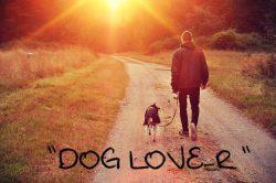 Obra de teatro de hombre y perro sobre el amor (2 personajes)