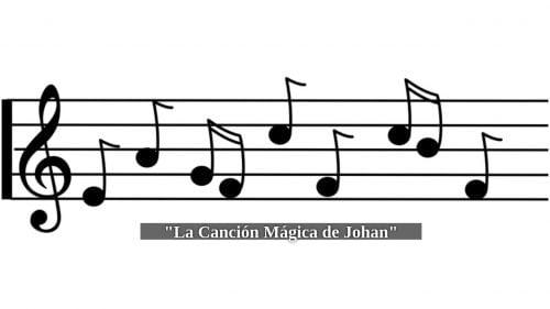 Obra La cancion mágica de Johan