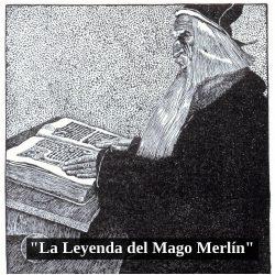 Obra de teatro corta del Mago Merlín y el Rey Arturo (5 personajes)