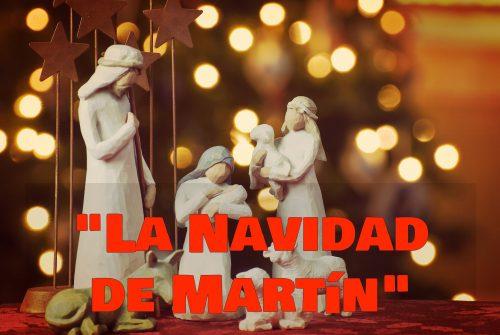 Obra La Navidad de Martín