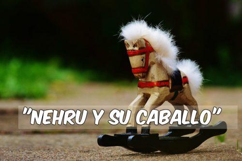 Obra Nehru y su caballo