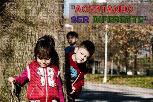 Obra Aceptando ser diferente