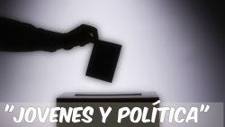Obra corta sobre los jovenes y la política (8 personajes)