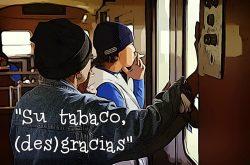 Obra corta sobre el tabaco (5 personajes)