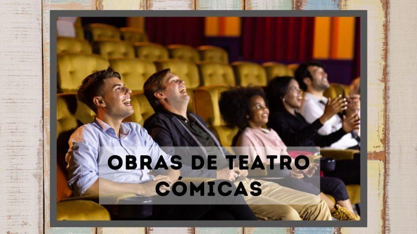 Obras de teatro cómicas