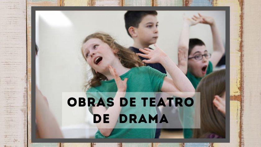 Obras de teatro dramáticas